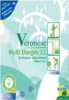 Descriptif Véronèse, produit de nettoyage multi Usages